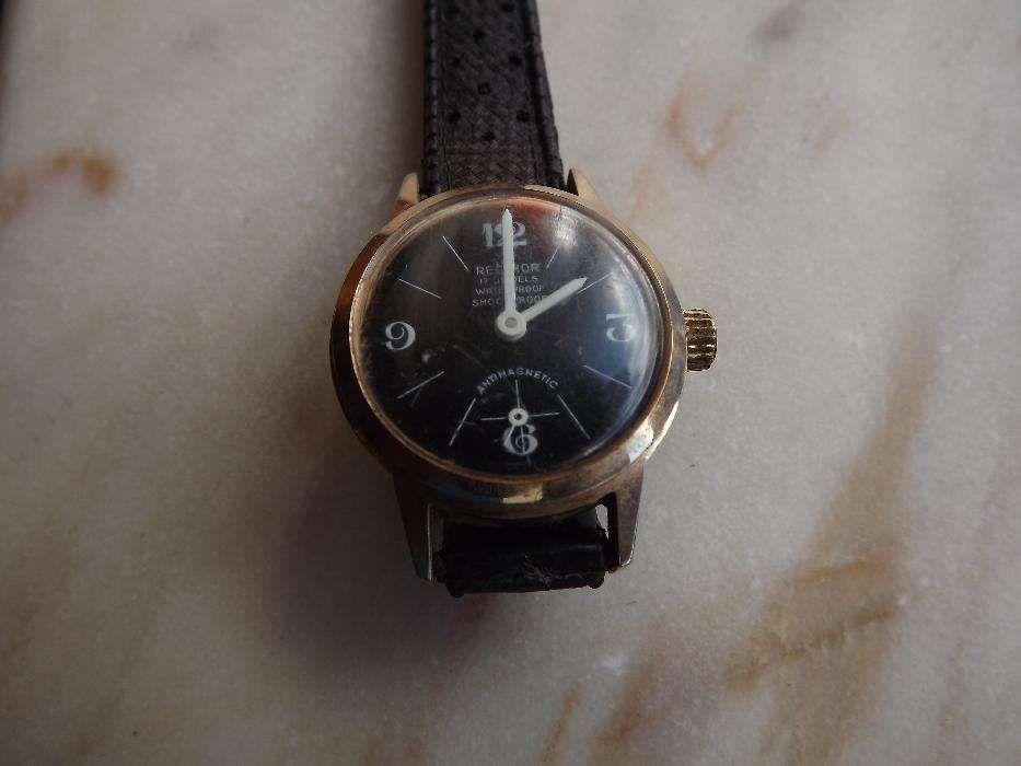 cea1e3bad49 Relógio de pulso antigo - Coleção - Castelo Branco - Antigo relogio de pulso  de senhora