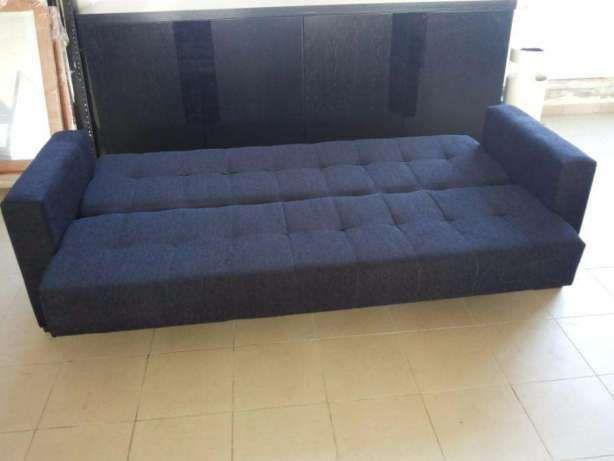 Sofá cama Belga novo de fabrica com 220 cm de largura.