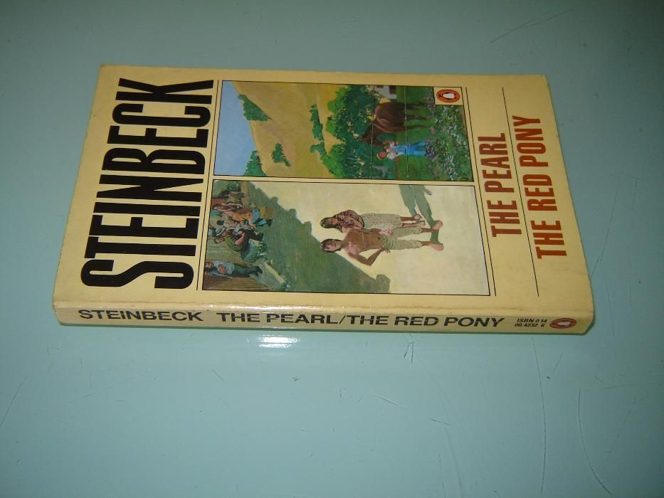 The Pearl / The Red Pony, de John Steinbeck