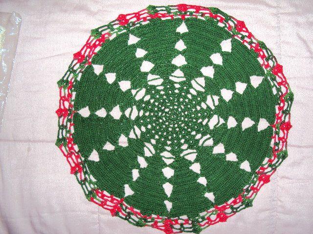 Faço trabalhos em crochet