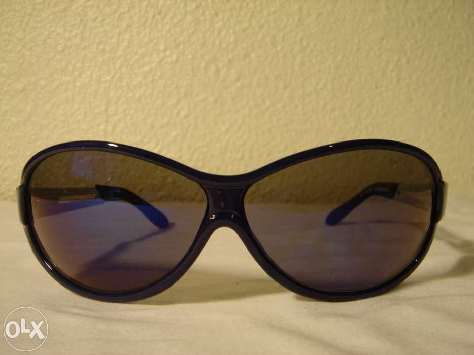 d1c985c5c Oculos de sol kangol novos azuis - Parque das Nações - Oculos De Sol Kangol  Azuis
