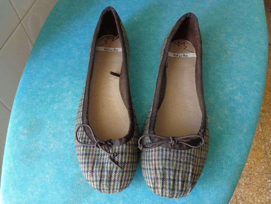 Sapatos pull bear t Compra, venda e troca de anúncios os