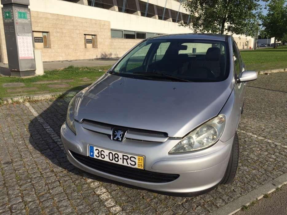 Peugeot 307 gasolina