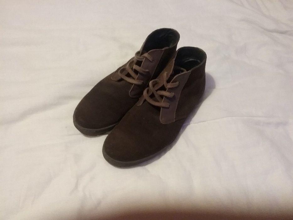 Botas e Botins Sapatos de Homem Dustin Sapatos · Moda e