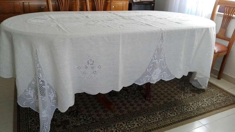 Toalha mesa LINHO