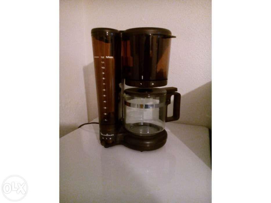 Máquina cafe moido