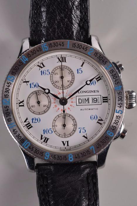 229d54ef520 Relógio Longines Lindbergh