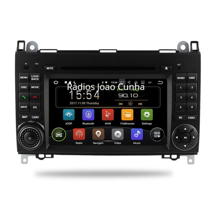 Radio GPS Autoradio 2 din Bluetooth ANDROID Wi fi