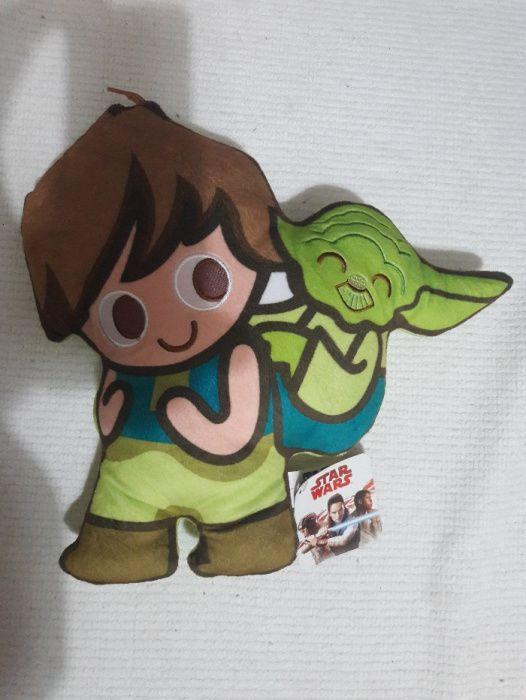 Almofada Luke & Yoda
