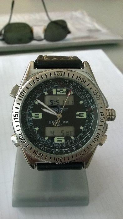 974760a58a3 relogio BREITLING cronografo alarme e data Miranda do Corvo - imagem 6