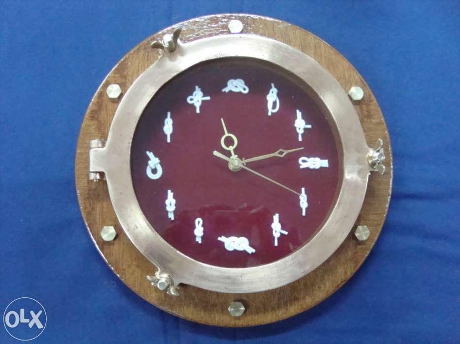 33e318ce50d Relógios Em Latao - Colecções - Antiguidades - OLX Portugal