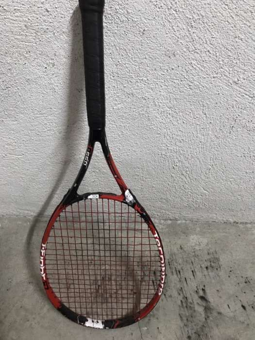 Raquete tecnifibre Tfight junior