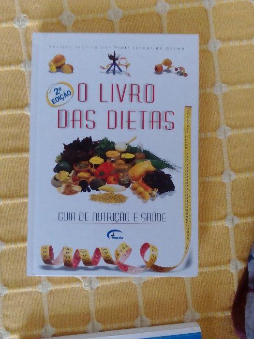 O Livro das Dietas (revisão Prof. Isabel do Carmo)