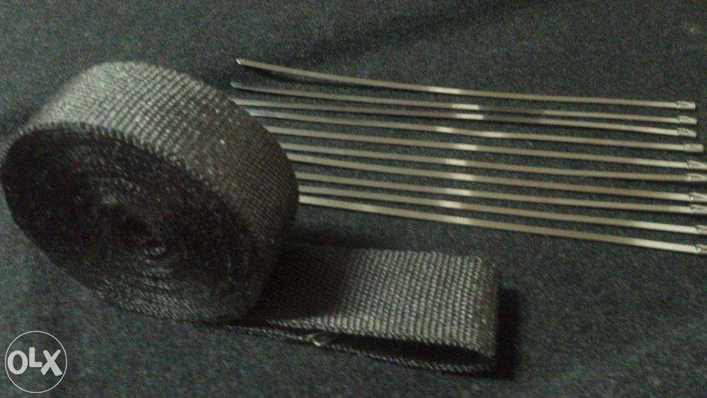 Fita térmica,10m + 10 braçadeiras.(portes gratis)ideal para colectores Lisboa - imagem 4