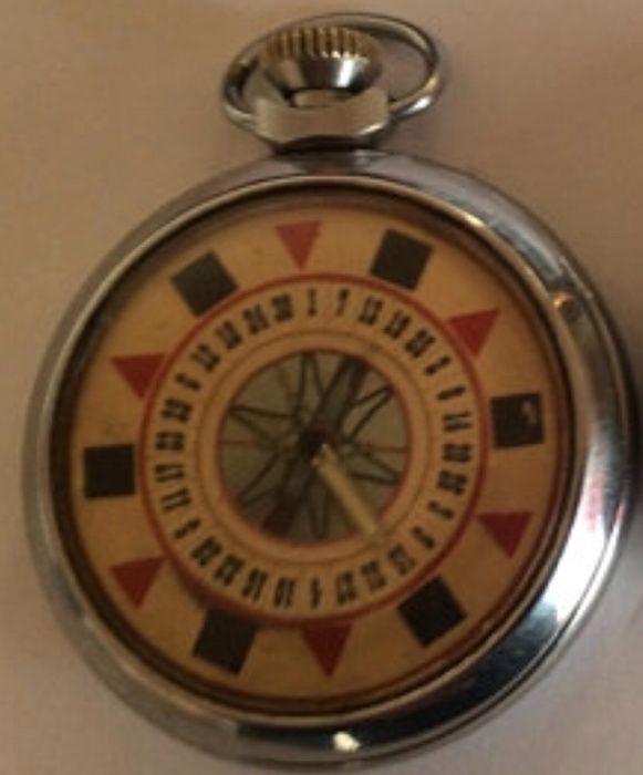 Relógio Antigas Apostas. 1950