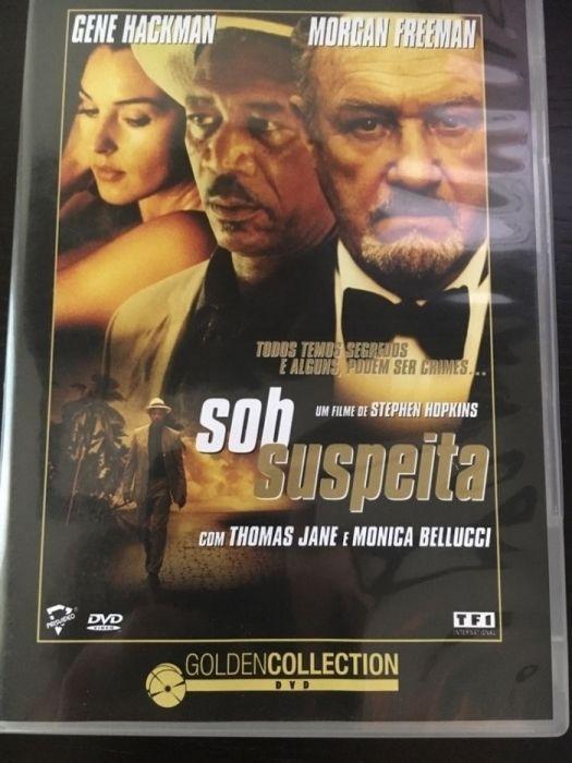 DVD Filme Sob Suspeita