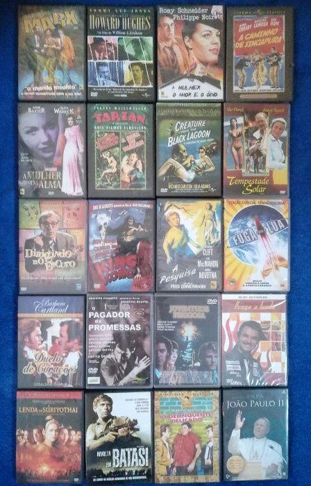 Lote 120 DVD's originais (Lote 7) Benfica - imagem 1