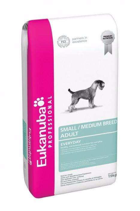 Eukanuba EveryDay Small e Medium Breed 18kg