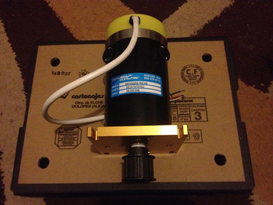 POTOMAC electric DC motor SCANNER