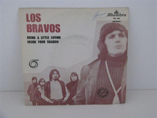 Vendo vinil single Los Bravos - Bring a little loving