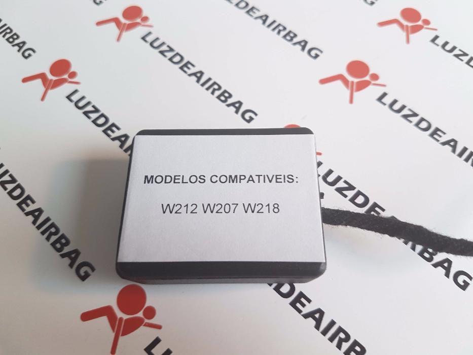 M5 Mercedes Benz Emulador Simulador Esteira - Luz SRS Airbag Plug&Play