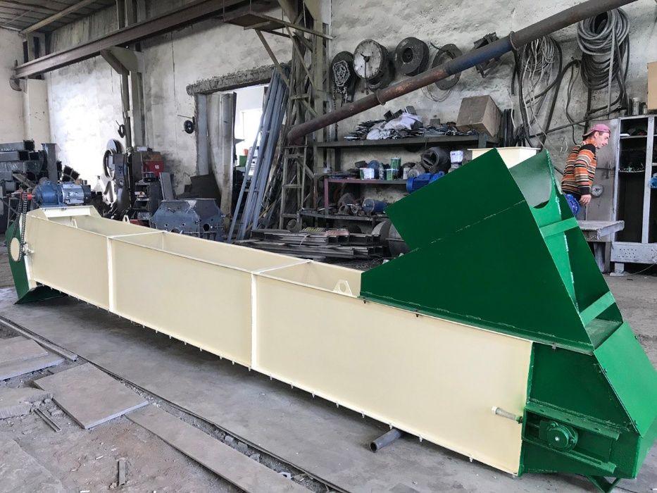 Шнековые и ковшовые транспортеры конвейер 49