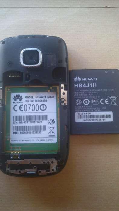 Telemóvel Huawei G6609 Vila Nova de Famalicão - imagem 3