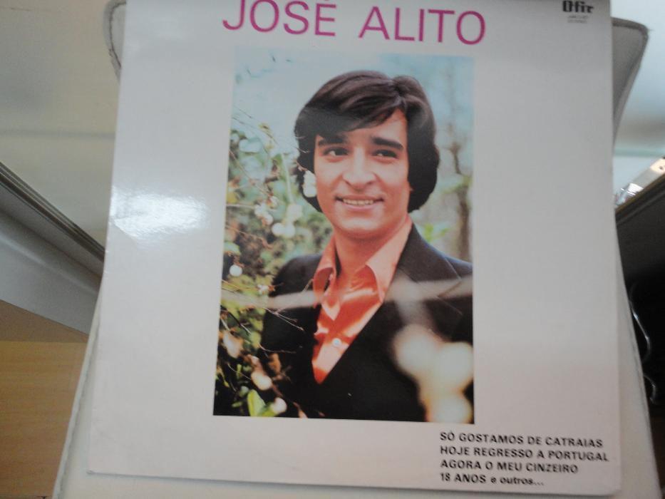 LP Vinil de José Allito