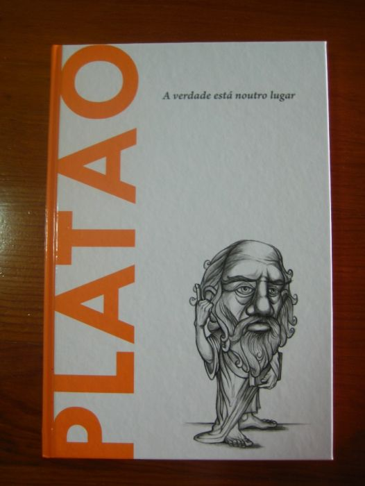 """Livro """"Platão """"A verdade está noutro Lugar"""""""