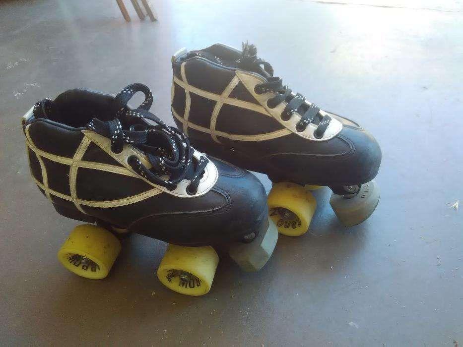 patins de hoquéi