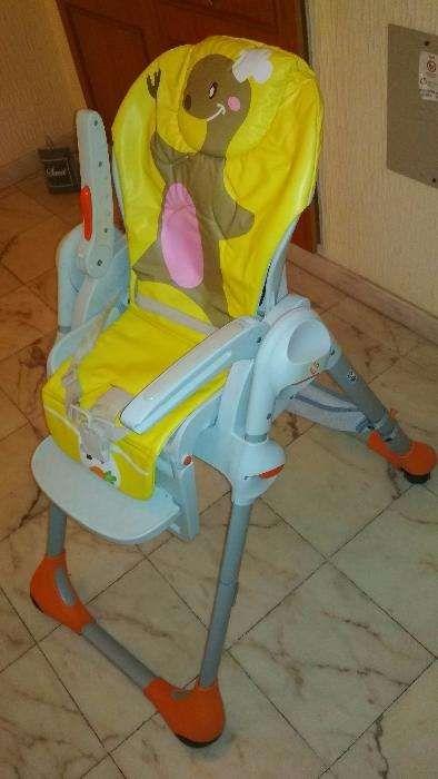 Cadeira refeições Polly Chicco Porto Salvo - imagem 3