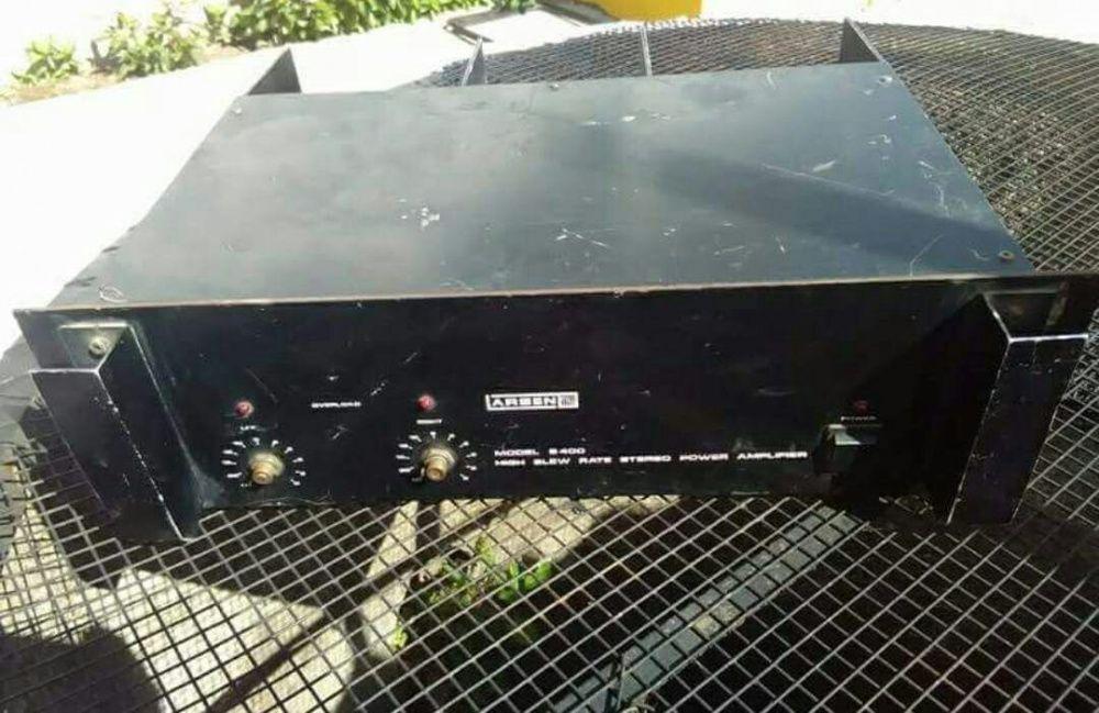 Amplificador de som aceito trocas ou retomas envio por correio