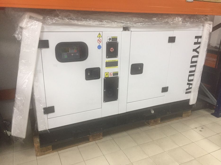 Gerador Industrial 20 kVA GT Power by Hyundai GTDHY22KSE