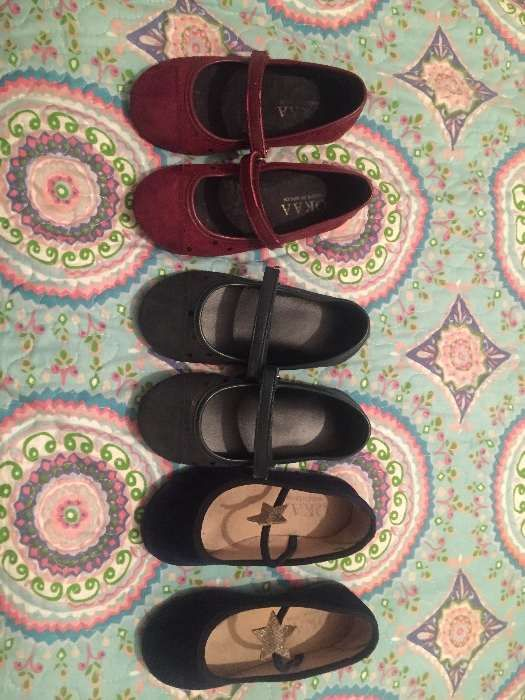 Sapatos criança menina tamanho 25