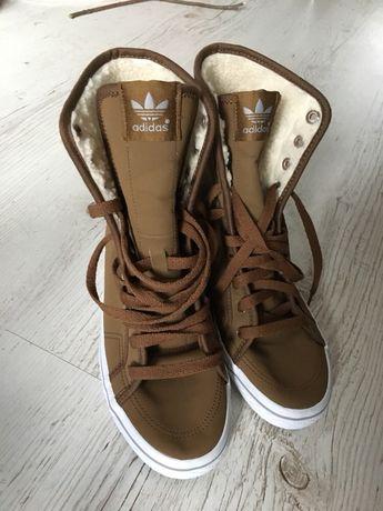 adidas HONEY DESERT W, Skóra FUTRO, 38 23, 24cm