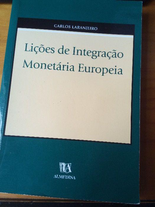 Lições de Integração Monetária Europeia