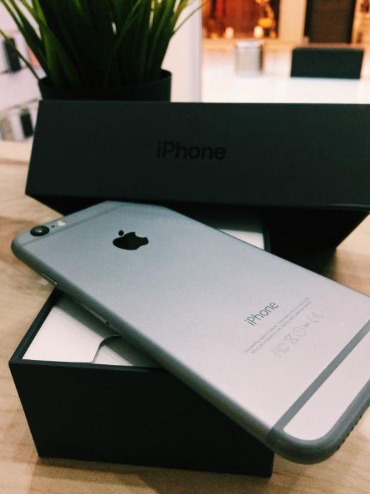 iPhone 6 16GB / 64GB CINZENTO Desbloqueado c/ garantia Torres Vedras (São Pedro, Santiago, Santa Maria Do Castelo E São Miguel) E Matacães - imagem 1