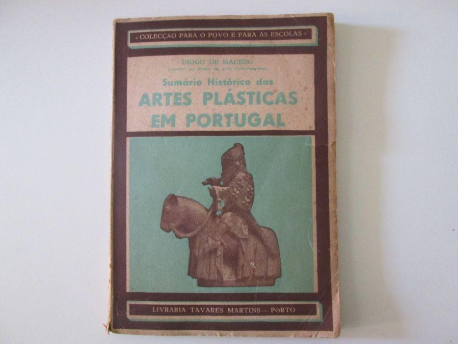 Sumário histórico das artes plásticas em Portugal