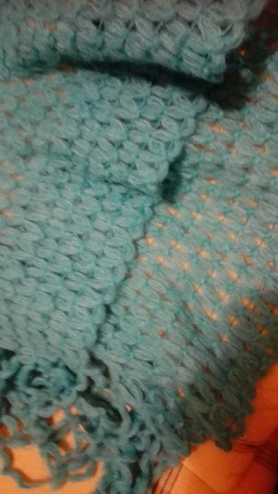 Cachecol lã (envio incluido)
