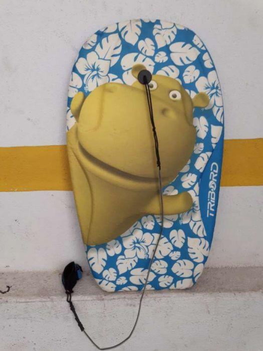 Prancha Bodyboard Tribord de criança