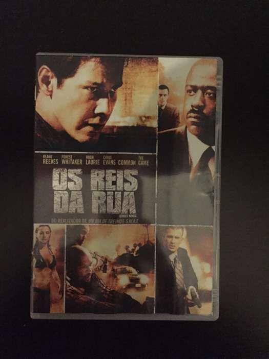 "DVD ""Os reis da rua"" (como novo)"