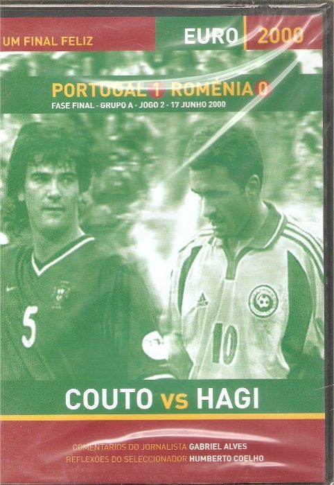 3 DVDs EURO 2000