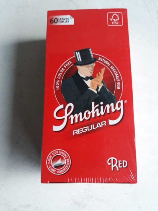 Mortalhas Smoking Red