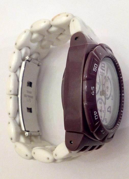 0daadc8f692 Relógio Swatch Chrono Plastic Purple Funk (SUIV400) Lisboa - imagem 3