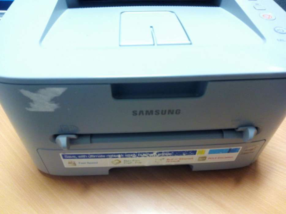 Impressora laser samsung ml2580