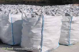 Sacos big bags usados como novos
