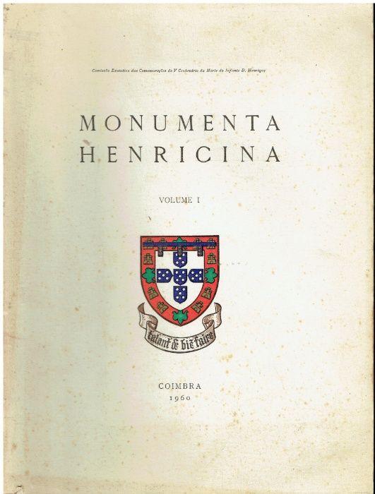 9013 Monumenta Henricina - Vols. - 1 ao 4. Cidade Da Maia - imagem 1