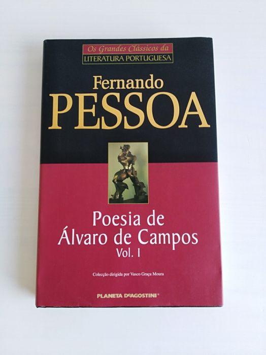 Poesia de Álvaro de Campos - Vol. I