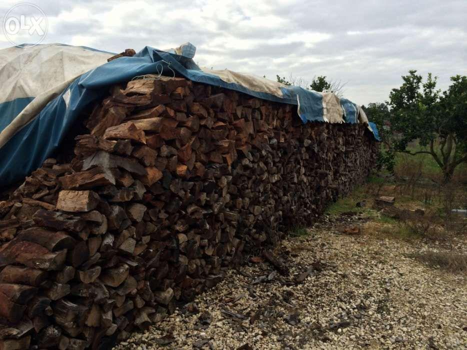 Lenhas sobro oliveira e azinho secas Azeitão (São Lourenço E São Simão) - imagem 4