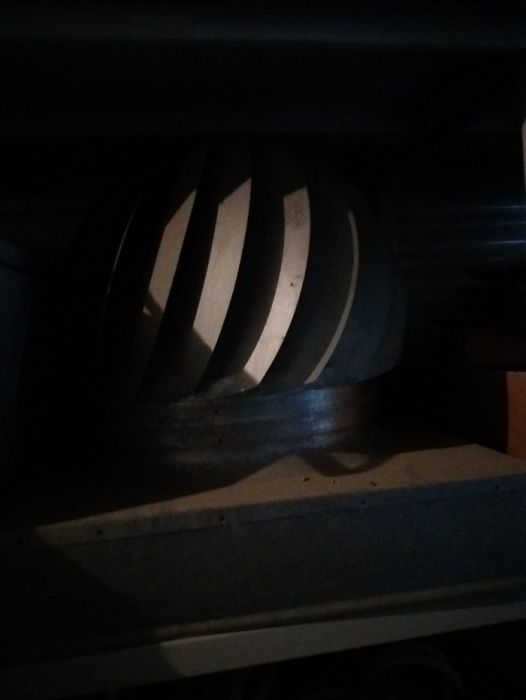 ventilador rotativo para fumos